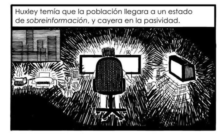 Huxley Orwell