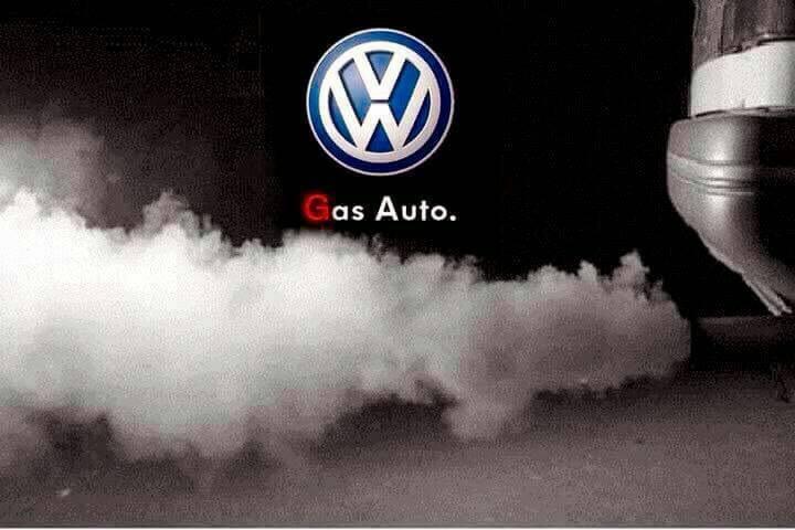 Volkswagen, Gas Auto