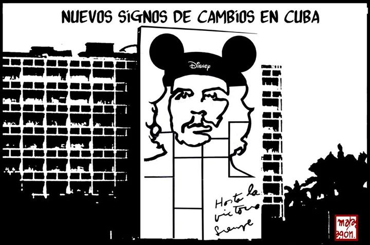 Nuevos signos de cambios en cuba