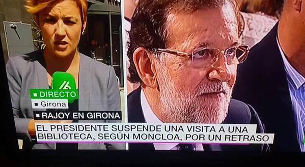 Rajoy pide perdon por el retraso