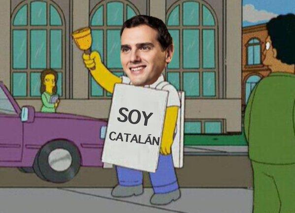 rivera soy catalan