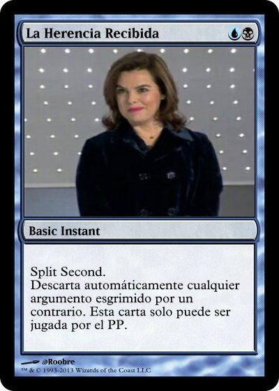 soraya carta de magic