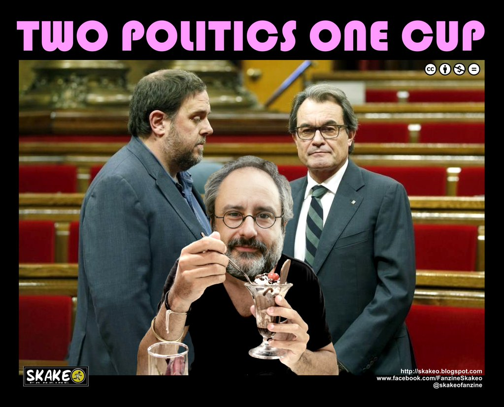 two politics one cup