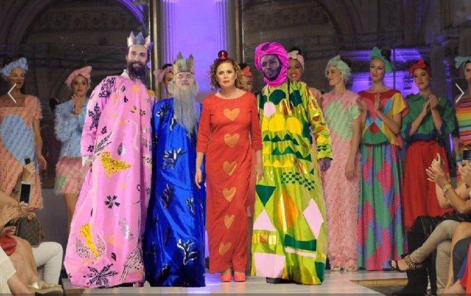 Agatha Ruiz de la Prada Reyes magos