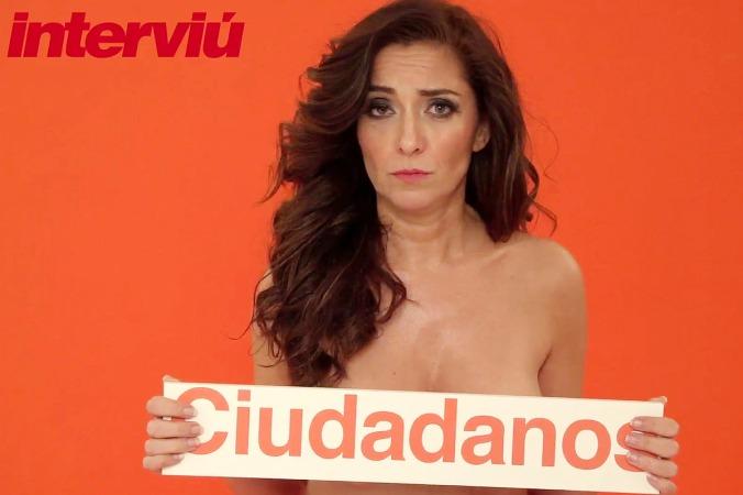 Carmen Lopez Ciudadanos Interviu