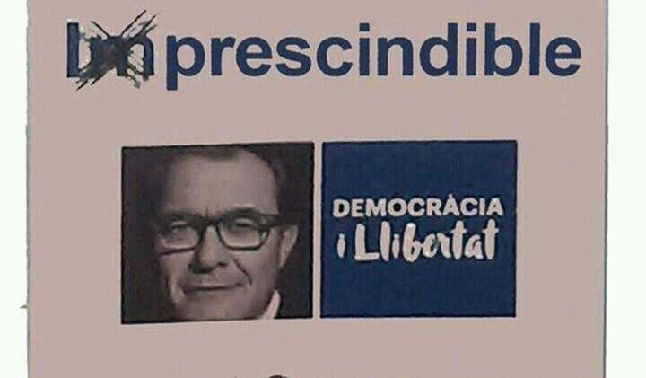Artur Mas Im-Prescindible